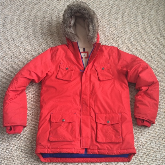 9a4c5ddc019 Lands' End Jackets & Coats | Lands End Boys Expedition Parka | Poshmark